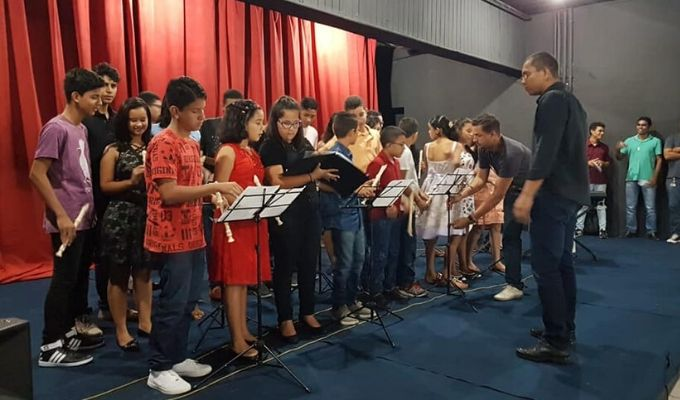 Inscrições abertas para cursos na Escola de Música Mestre Odilon